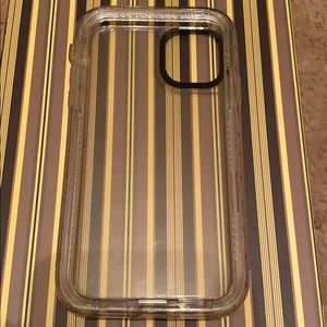 Iphone 11 clear protective case